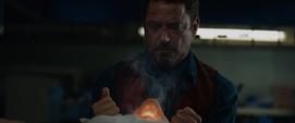 Stark confronta a Brandt