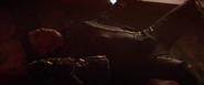 Hawkeye exhausted