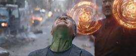 Banner no puede transformarse en Hulk