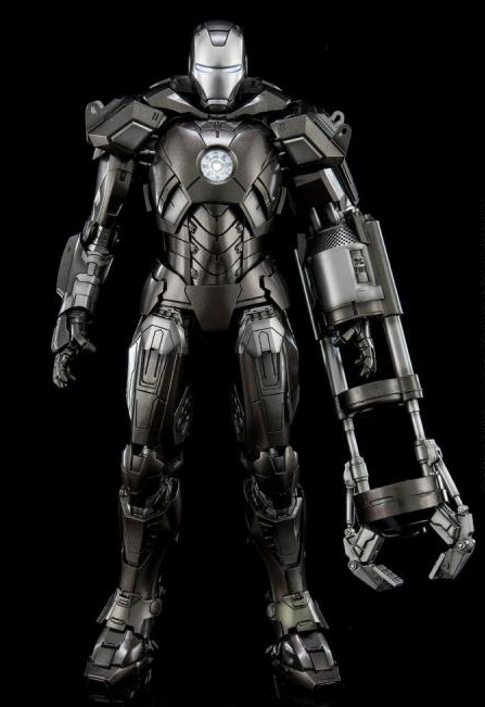 Armadura de Iron Man: Mark XXXIV