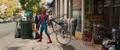 Hombre Araña recupera bicicleta
