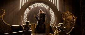 Loki ilusion Odin
