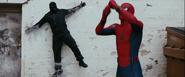 Spider-Man & Webbed Crook (NBA Finals Homecoming Promo)