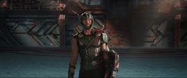 Thor socializa con Hulk