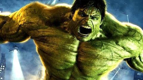 El Increible Hulk (Trailer español)