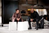 Stark y Fury hablan del Reactor
