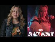 Becoming Black Widow - Marvel Studios' Black Widow