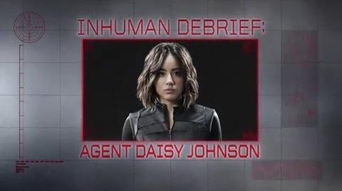 Secret Warriors Profile Daisy Johnson - Marvel's Agents of S.H.I.E.L.D.