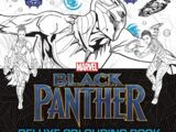 Black Panther: Deluxe Colouring Book