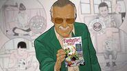 Celebrating Marvel's Stan Lee Exclusive Clip
