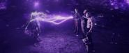 Guardianes destruyen a Ronan