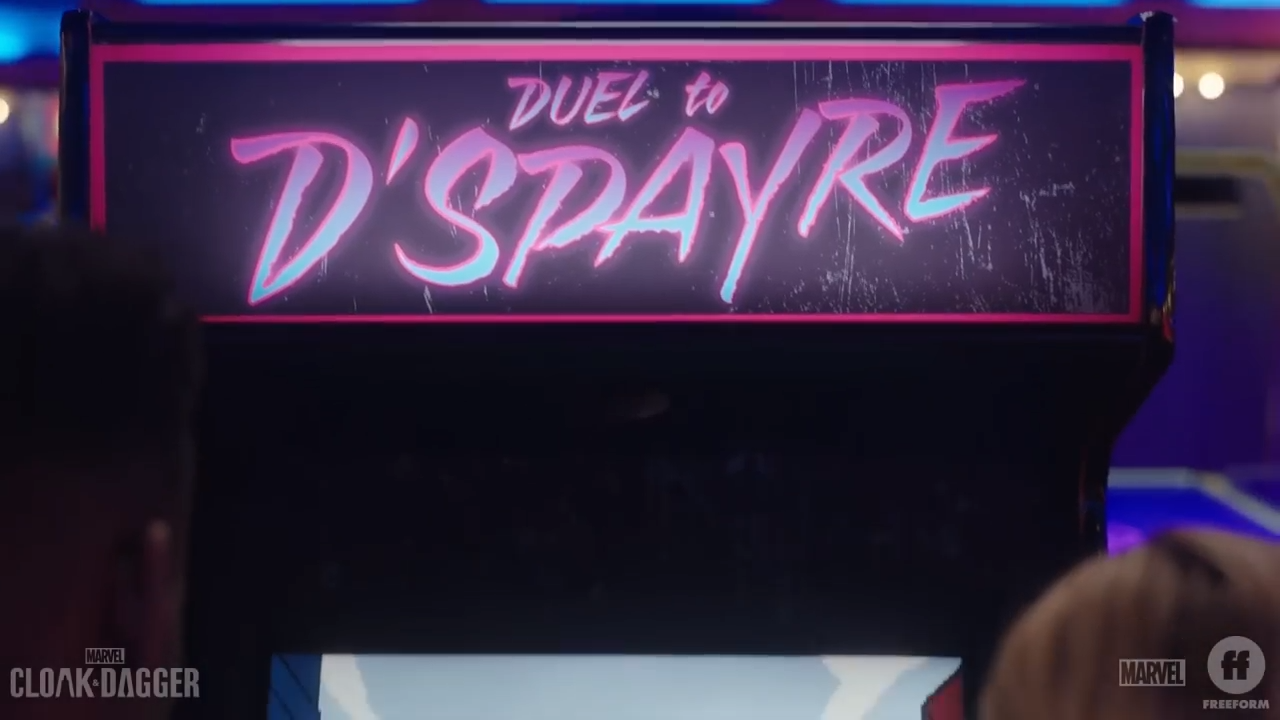 Duel to D'Spayre