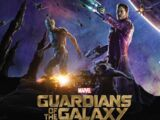 The Art of Guardians of the Galaxy