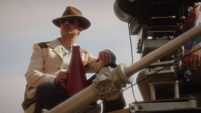Stark dirige la película de Kid Colt
