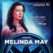 Agents of S.H.I.E.L.D. T7 - Melinda May