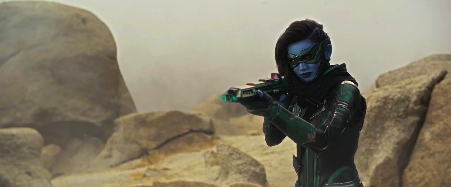 Kree Sniper Rifle