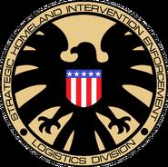 Logo de documentos de S.H.I.E.L.D