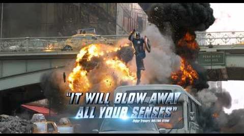 Marvel's The Avengers TV Spot 10