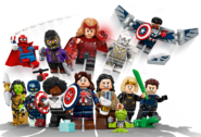 Marvel Studios Phase 4 Lego4