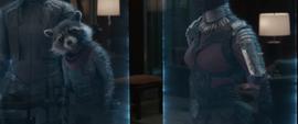 Reunión holográfica de los Vengadores - Captura 6