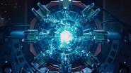 Tesseracto en operación