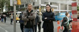 Thor y Loki vuelven a la Tierra