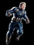 Captain America's Avengers Uniform