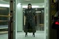 Loki en su celda del Helicarrier