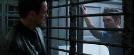 Lang molesto con Stark