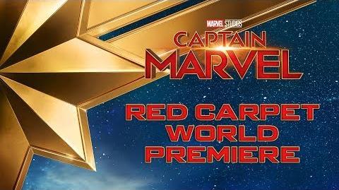 Marvel Studios' Captain Marvel LIVE Red Carpet World Premiere
