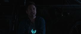 Stark tiene otro ataque fuera del auto