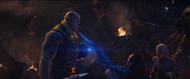 Thanos anticipa el engaño de Loki