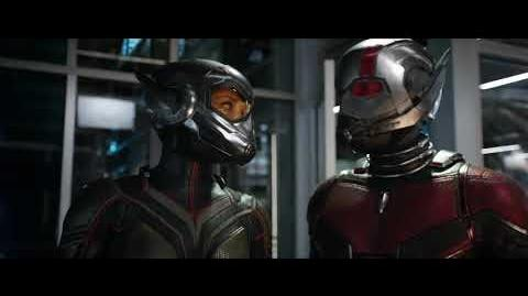 Marvel Studios' Ant-Man and The Wasp Fun TV Spot