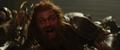 Volstagg ve a Thor escapar