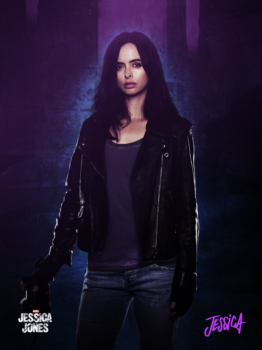 Jessica Jones (TV series)/Portal