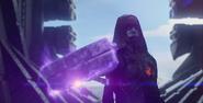 Ronan amenaza con su Vara Cósmica
