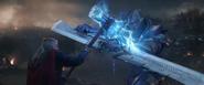 Thor vs. 2014 Thanos