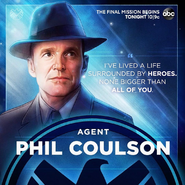 Agents of S.H.I.E.L.D. T7 - Phillip Coulson