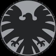 Primer simbolo de SHIELD