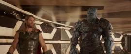 Thor conoce a Korg