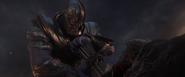 2014 Thanos vs Thor