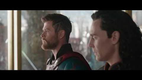 """Thor Ragnarok - """"Get Help"""" Film Clip"""