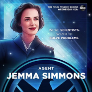 Agents of S.H.I.E.L.D. T7 - Jemma Simmons