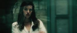 Elizabeth durante el experimento