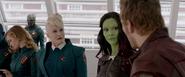Irani Rael, Gamora and Star-Lord