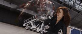 Romanoff pelea con Ant-Man