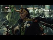 Villain - Marvel Studios' Loki - Disney+