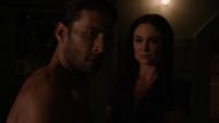 Aida le explica a Ivanov lo que hizo