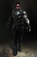 Captain America The Winter Soldier 2014 concept art 23