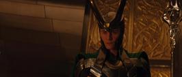 Loki se niega a hacer regresar a Thor